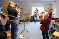 Workshop brass
